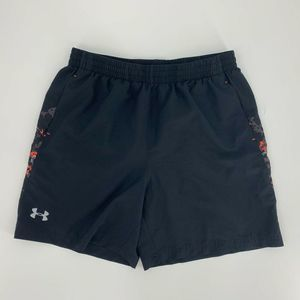 Under Armour Men's UA Launch Embossed Run Shorts L